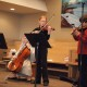 Trio doing prelude for 2013 Pageant