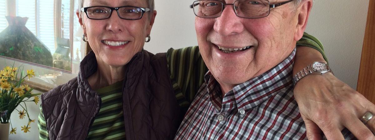 Linda and Dick Goese