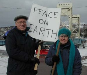 Bob & Viola Brown - Coppery Country Peace Alliance