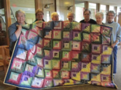 Ties that Bind Quilt Project