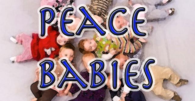 Photo of babies born at Peace Church