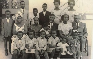 Jebeh Edmunds extended family
