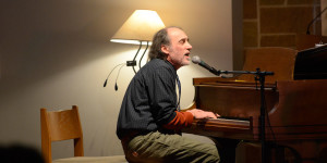 Dave Winchester playing at piano