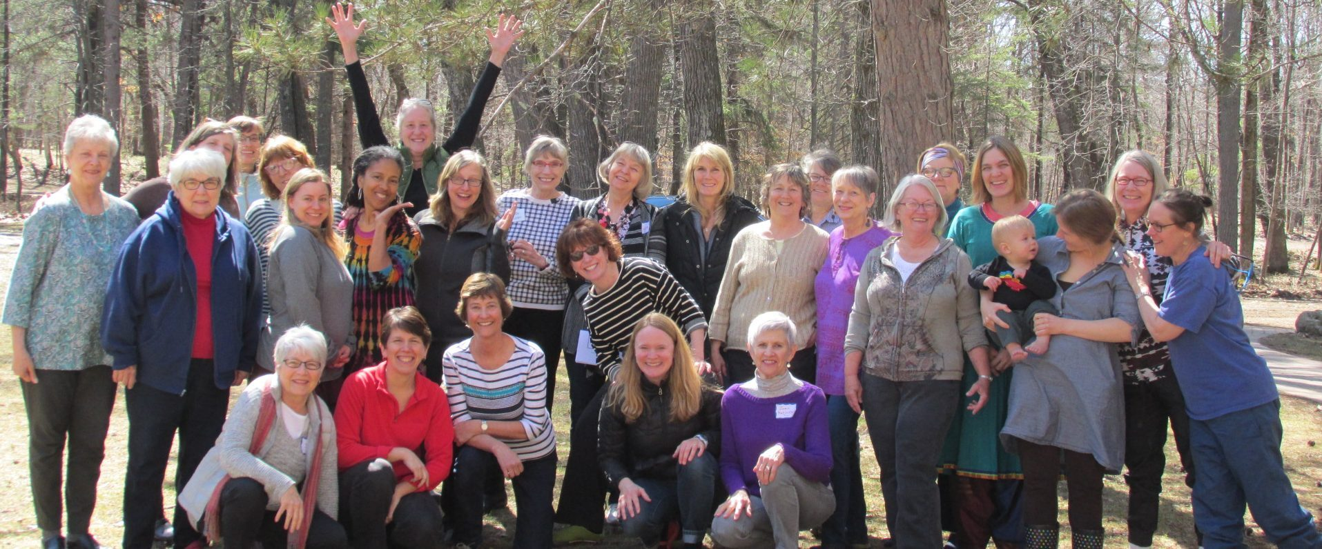 Group at Women's Retreat